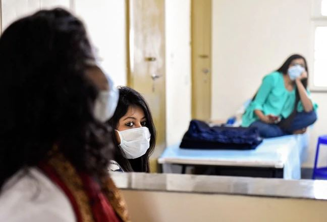 india women patients in coronavirus pandemic account for 24 percent
