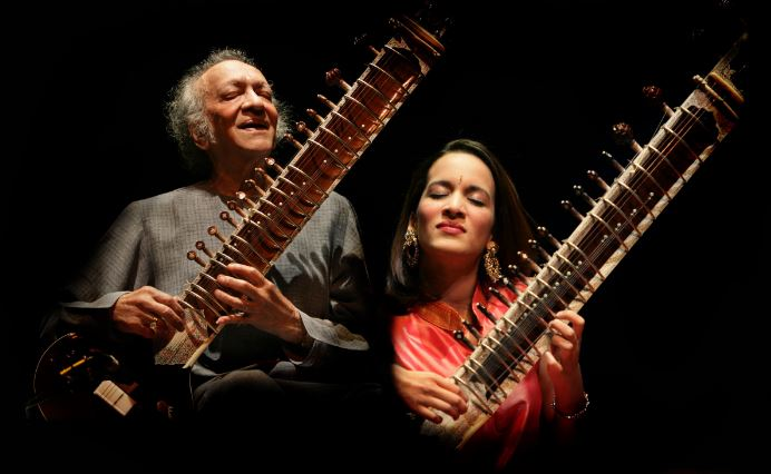 pandit ravishankar paid virtual tribute by daughter anoushka shankar
