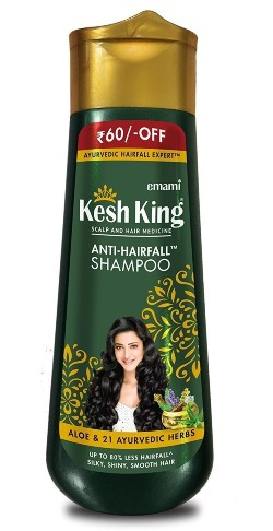 Kesh King Anti Hairfall Shampoo