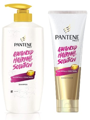 Pantene Advanced Hair Fall Solution Anti Hair Fall Shampoo