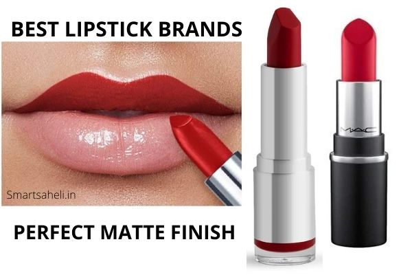 Best Lipstick Brands in India for a Perfect Matte Finish