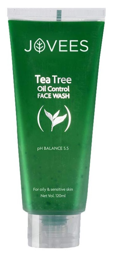 Oil Control Face Wash For Oily and Sensitive Skin