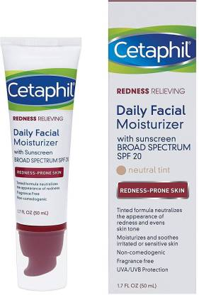 Redness Relieving Daily Facial Moisturizer