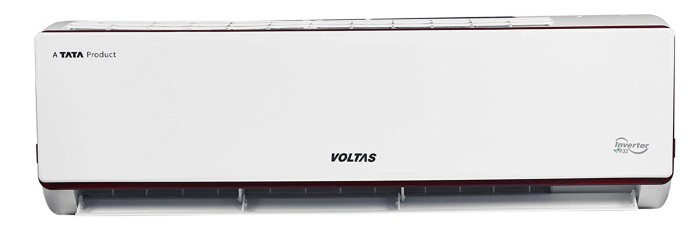Voltas 1.4 Ton 3 Star Inverter Split Adjustable AC