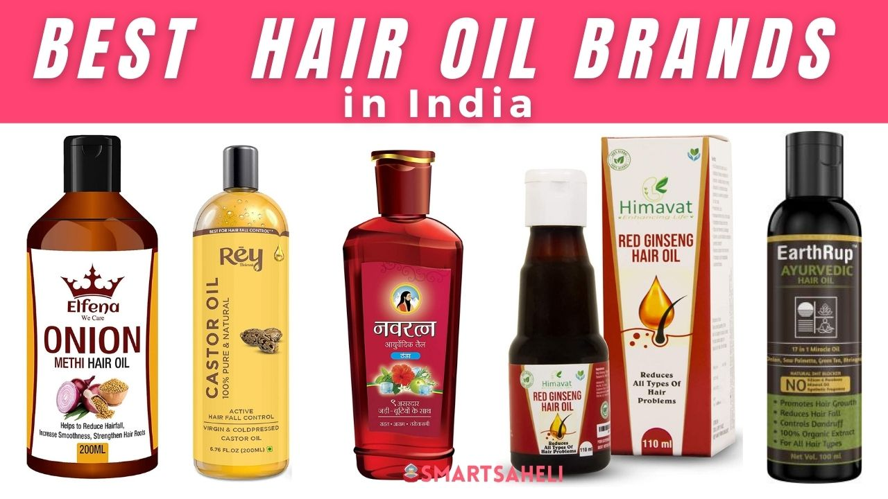Best Toxin-free Hair Oil Brands in India
